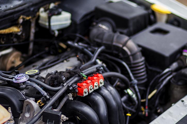 Lpg Car Injectors